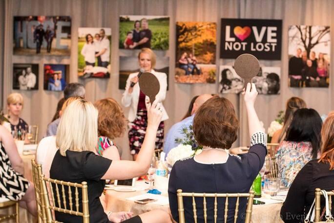 Love Not Lost Atlanta Fundraising